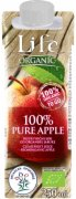 SOK LIFE ORGANIC PURE APPLE 100%  250ML