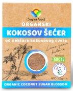 SECER  KOKOSOV ORGANIC 200G