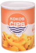 KOKOS CIPS 90G TOP FOOD
