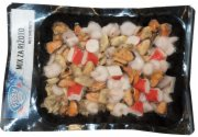 SMRZ.SEAFOOD MIX 350G FROZY