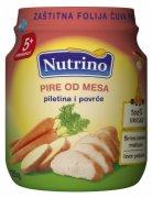 KASICA NUTRINO  PILETINA+POVRCE 190G