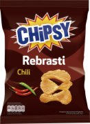 CIPS CHIPSY X CUT CHILLI  90G MARBO