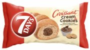 KROASAN HAZELNUT CREAM & COOKIES 60G  7D