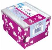 STAPICI ZA USI  200+100 GRATIS CLEANIC