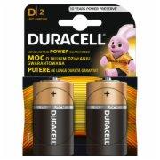 BATERIJA DURACELL BASIC D 2/1 DURALOCK