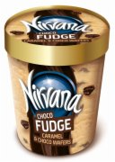 SLADOLED NIRVANA CORE FUDGE 470ML NESTLE