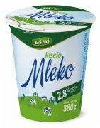 KISELO MLEKO BAS BAS 2,8%MM 380G CASA