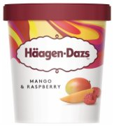 SLADOLED HD MANGO RASPBERRY 400G
