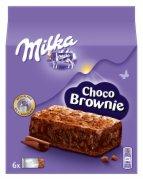 BISKVIT SOFT CAKE BROWNIE 150G MILKA
