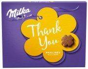 PRALINE MILKA THANK YOU FLOWER MILK 110G