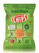 CIPS PAPRIKA 50G BENLIAN FOOD