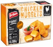 SMRZ.CHICKEN NUGGETS 300G FRIKOM
