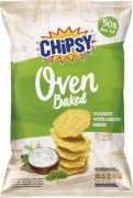 CIPS OVEN YOGURT&HERBS 125G MARBO