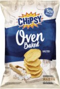 CIPS OVEN SALTED 125G MARBO