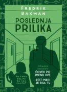 KNJIGA POSLEDNJA PRILIKA - FREDERIK BAKM 14.02