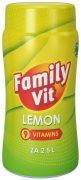 NAPITAK VITAMINSKI  FAMILY VIT LIMUN  20