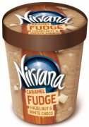 SLADOLED NIRVANA CARAMEL FUDGE 470ML