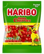BOM.GUMENE HAPPY CHERRIES 100G HARIBO