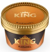 SLADOLED KING KARAMEL 87G FRIKOM