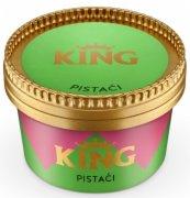 SLADOLED KING PISTACI  87G FRIKOM
