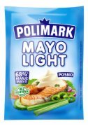 MAJONEZ MAYO LIGHT POLIMARK 180ML KESA