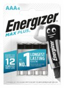 BATERIJA MAX PLUS AAA 4/1 ENERGIZER