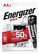 BATERIJA MAX AA 2/1 ENERGIZER