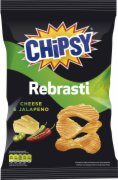 CIPS HOT CHEESE & JALAPENO 150G MARBO