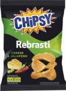 CIPS HOT CHEESE & JALAPENO 90G MARBO