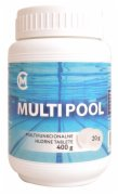 TABLETE MULTI POOL  20G/400G