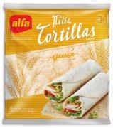 TORTILLA CLASSIC 370G ALFA FOODS