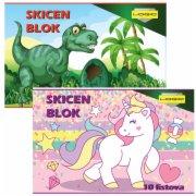 SKICEN BLOK 5701 DINO LOGIC 16.07
