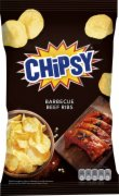 CIPS BARBECUE BEEF RIBS 150G MARBO