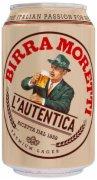 PIVO SVETLO BIRRA MORETTO 0.33L CAN
