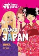 KNJIGA KINRA DEVOJKE 5: PRAVAC JAPAN