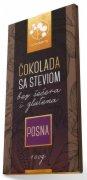 COKOLADA SA STEVIOM 100G LOVEBERRY