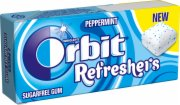ZVAKE ORBIT REFRESHERS PEPPERMINT 15.6G