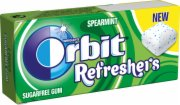 ZVAKE ORBIT REFRESHERS SPEARMINT 15.6G