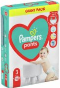 GACICE BABY 3 GP 76/1 GIANT PACK PAMPERS 06.04