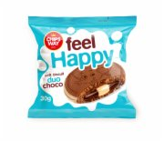 BISKVIT FEEL HAPPY DUO CHOCO 30G