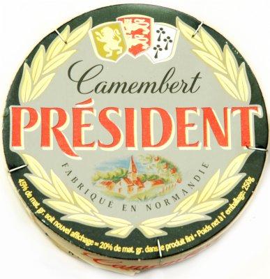SIR CAMEMBER PRESIDENT 250G