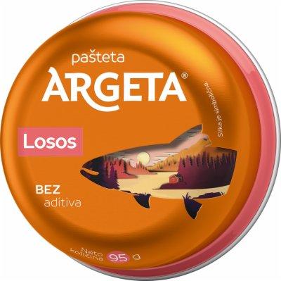 PASTETA OD LOSOSA  95G ARGETA