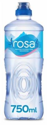 VODA ROSA SPORT NEGAZIRANA  0,75L PET