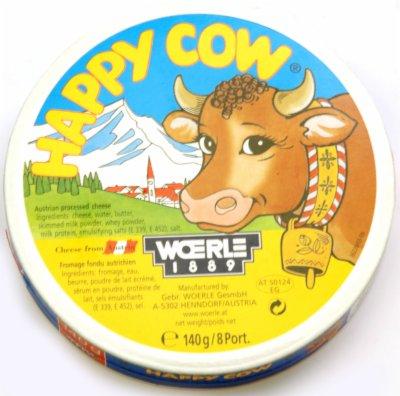 SIR ZA MAZANJE REGULAR 140G HAPPY COW