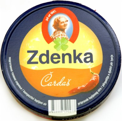 SIR TOPLJENI  CARDAS 140G ZDENKA