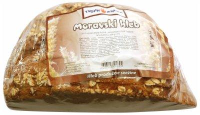 HLEB MORAVSKI PAKOVANI 350G  PDM