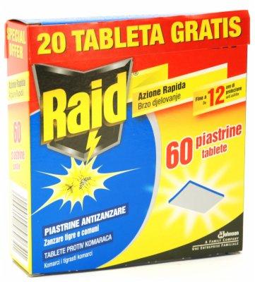 RAID-DUOPAK TABLETE