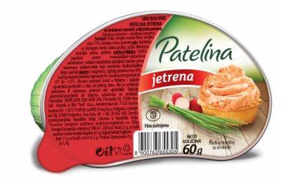 PASTETA JETRENA 60G PATELINA