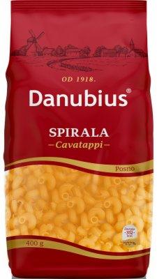 TESTENINA SPIRALA DANUBIUS 400G