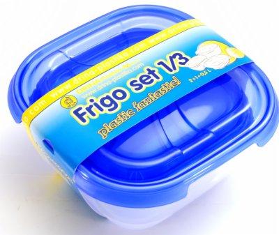 POSUDE PVC SET FRIGO 3/1
